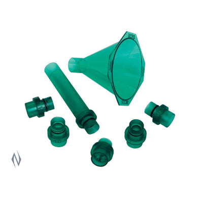 RCBS QUICK CHANGE POWDER FUNNEL KIT - SKU: R9190, ebay, powder-measures-scales, rcbs, Reloading-Supplies, under-50