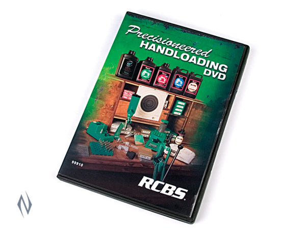 RCBS HANDLOADING DVD - SKU: R99910, ebay, rcbs, RCBS Amazon, reloading-manuals, Reloading-Supplies, under-50