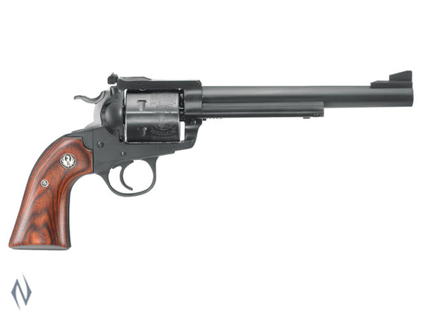 RUGER BLACKHAWK BISLEY 44M BLUED 190MM - SKU: RB44W a  from RUGER sold by the best firearms store in Australia - Safari Firearms