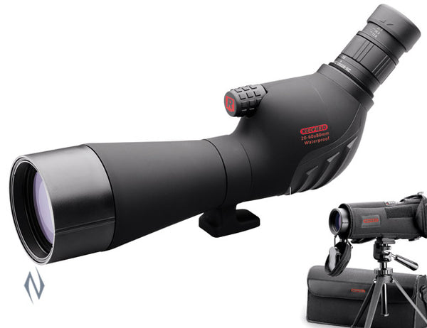 REDFIELD RAMPAGE 20-60X80 ANGLE SPOT SCOPE KIT BLACK - SKU: RED114651, 500-1000, Amazon, ebay, Optics, redfield, spotting-scopes