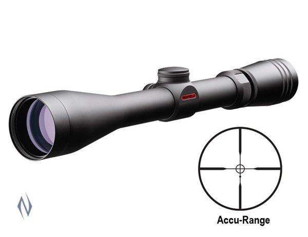 REDFIELD REVOLUTION 3-9X40 ACCURANGE - SKU: RED67095, 200-500, ACCU-RANGE, ebay, Optics, redfield, rifle-scopes, variable-zoom