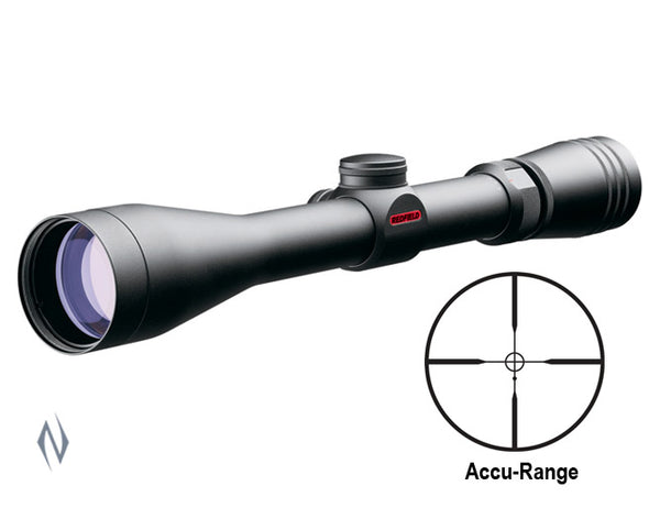 REDFIELD REVOLUTION 4-12X40 ACCURANGE - SKU: RED67115 a  from REDFIELD sold by the best firearms store in Australia - Safari Firearms