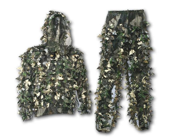 RIDGELINE - 3D LEAF SUIT BUFFALO CAMO - SKU: RLCLX3D1 - Size: Small, 100-200, Amazon, Apparel, ebay, Packs, ridgeline, size-small