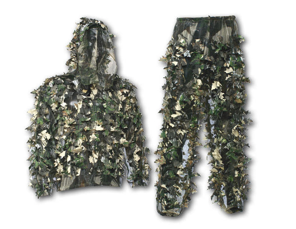 RIDGELINE - 3D LEAF SUIT BUFFALO CAMO - SKU: RLCLX3D7 - Size: 4XL, 100-200, Amazon, Apparel, ebay, Packs, ridgeline, size-4xl