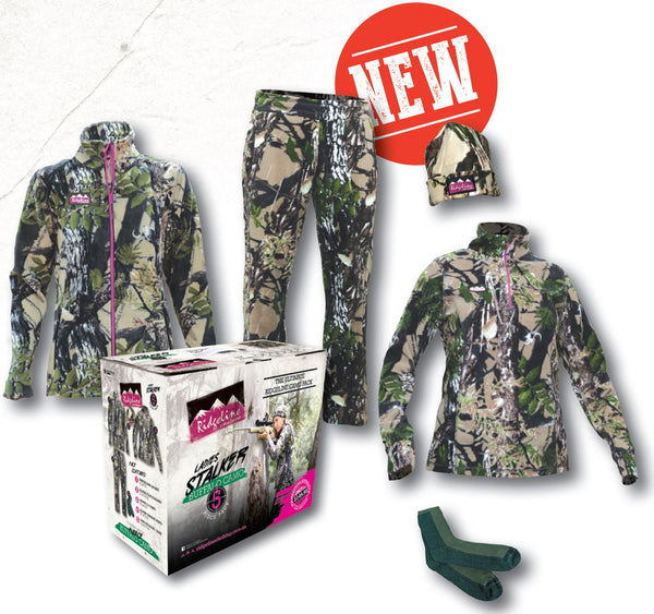 RIDGELINE - Ridgeline LADIES STALKER PACK BUFFALO CAMO M (12) - SKU: RLLCPSX2 - Amazon, Apparel, eBay, Packs, RIDGELINE