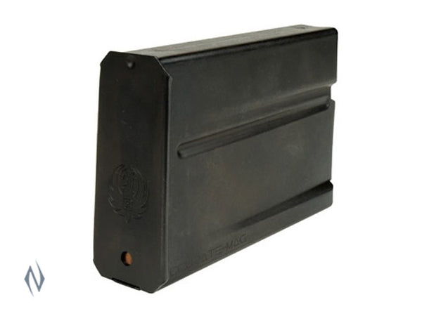 RUGER 77 223 GUNSITE STEEL MAGAZINE 10 SHOT - SKU: RP90458, 100-200, Firearm-Parts, magazines-accessories, ruger