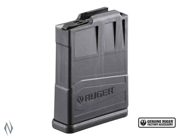 RUGER 223 AI GUNSITE PRECISION POLYMER MAGAZINE 10 SHOT - SKU: RP90562, 100-200, Firearm-Parts, magazines-accessories, ruger