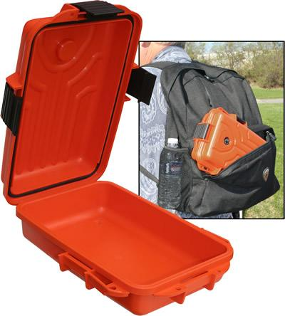 MTM - SURVIVOR DRY BOX ORANGE - SKU: S1072-35, ammo-cans-dry-boxes, ebay, mtm, Shooting-GeAr, under-50