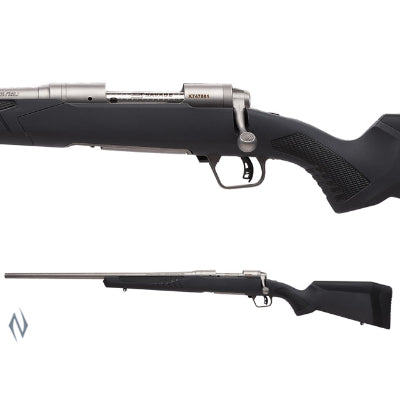 SAVAGE 110 STORM 243 WIN 22 inch 4 SHOT DM LEFT HAND - SKU: SAV55697, 1000-2000, bolt-action-rifles, Firearms, Rifles, savage
