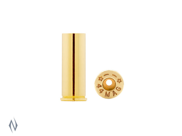 STARLINE BRASS 44 MAG 100PK - SKU: SL44MAG, 50-100, Components, Reloading-Supplies, starline, unprimed-cases