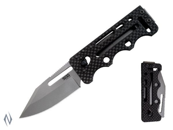 SOG ULTRA C-TI FOLDING - SKU: SOG-UCTI a  from SOG sold by the best firearms store in Australia - Safari Firearms