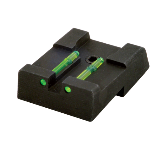 HIVIZ Smith & Wesson 1911 Rear Sight Green - SKU: SW2109-G, 50-100, ebay, hi-viz, HIVIZ, Optics, rear-sights-accessories