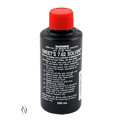 SWEETS SOLVENT 7.62 200 ML - SKU: SWESOL, cleaners-degreasers, ebay, Gun-Cleaning, Shooting-Gear, sweets, under-50