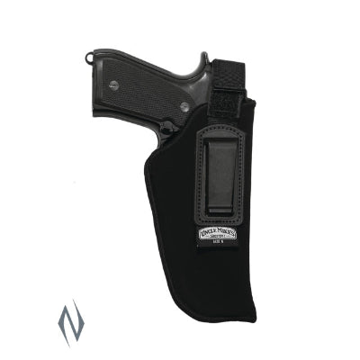 UNCLE MIKES INSIDE THE PANTS HOLSTER BLACK SIZE 5 RH - SKU: UM76051, 50-100, ebay, holsters, Shooting-Gear, uncle-mikes