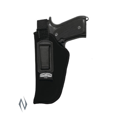 UNCLE MIKES INSIDE THE PANTS HOLSTER BLACK SIZE 5 LH - SKU: UM76052, 50-100, ebay, holsters, Shooting-Gear, uncle-mikes