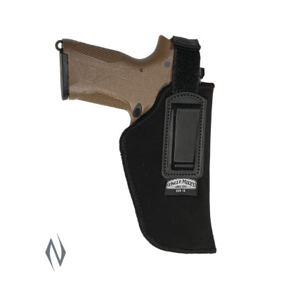 UNCLE MIKES INSIDE THE PANTS HOLSTER BLACK SIZE 15 RH - SKU: UM76151, 50-100, ebay, holsters, Shooting-Gear, uncle-mikes