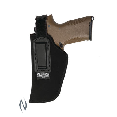 UNCLE MIKES INSIDE THE PANTS HOLSTER BLACK SIZE 15 LH - SKU: UM76152, 50-100, ebay, holsters, Shooting-Gear, uncle-mikes