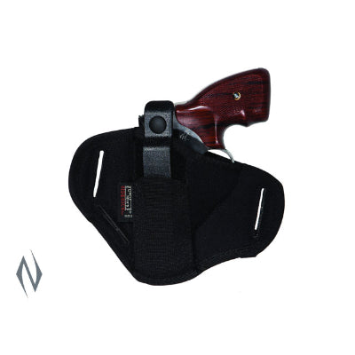 UNCLE MIKES SUPER BELT SLIDE HOLSTER BLACK SIZE 0 AMBI - SKU: UM86000, 50-100, ebay, holsters, Shooting-Gear, uncle-mikes