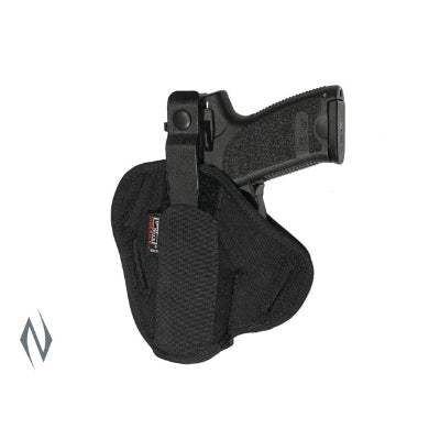 UNCLE MIKES SUPER BELT SLIDE HOLSTER BLACK SIZE 30 AMBI - SKU: UM86300, 50-100, ebay, holsters, Shooting-Gear, uncle-mikes