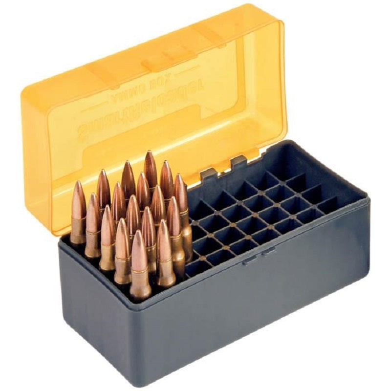 SMART RELOADER Ammo Box #7 (50rds) 204/222 - SKU: VBSR615, ammo-boxes, ebay, Reloading-Supplies, smart-reloader, under-50