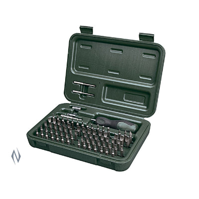WEAVER GUNSMITH TOOL KIT-MID 77 PCE - SKU: W849718, 100-200, ebay, Gunsmithing-Supplies, gunsmithing-tools, weaver