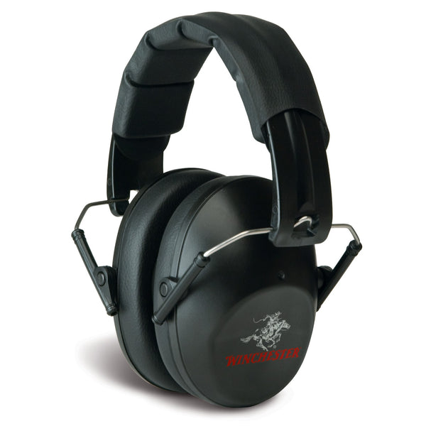 Winchester Slim Shooter Muff - SKU: WCH-FPM1, Amazon, earmuffs-ear-plugs, ebay, Shooting-Gear, under-50, winchester