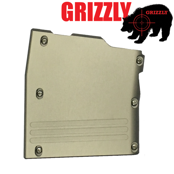 GRIZZLY - T3/T3X 10 RND MAGAZINE SUITS .222, .223 - SKU: GRIZZLY10RND223, 100-200, Firearm-Parts, grizzly, magazines-accessories