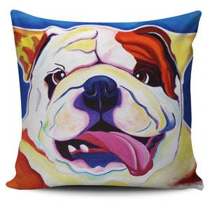 Dog Images from Dawg Art - Bully Grin