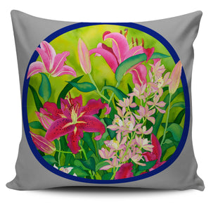 Carissa Luminess Botanical Art - Lily Love 2