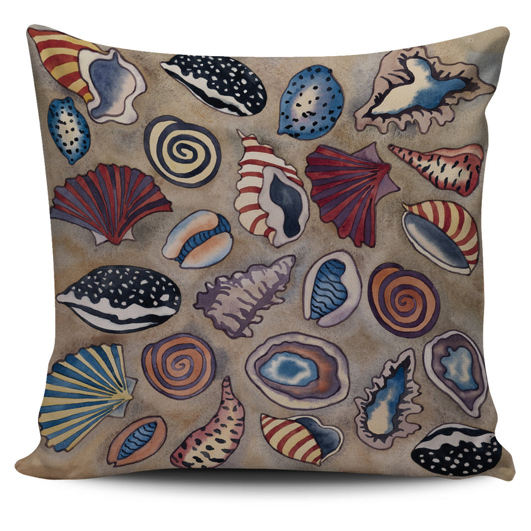 Carissa Luminess Sea Shore Art - Sea Shells