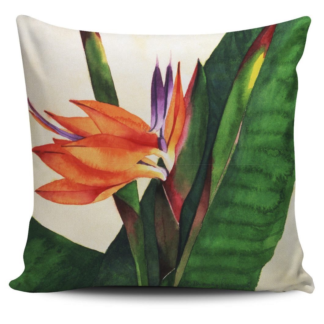 Mary Russell Botanical Art - Bird of Paradise