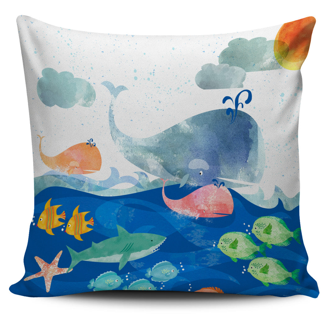 Lisa Powel Braun Marine Art - Sea Creatures