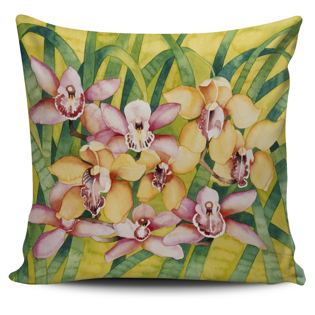 Mary Russell Botanical Art - Winter Orchids