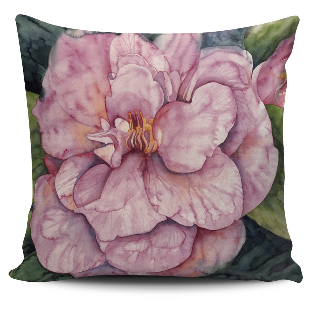 Mary Russell Botanical Art - Pink Camilla