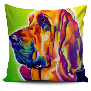 Dog Images from Dawg Art - Bloodhound