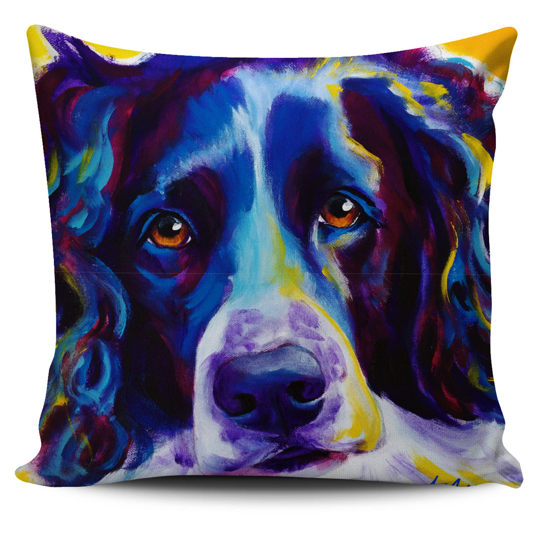 Dog Images from Dawg Art - English Springer Spaniel Emma