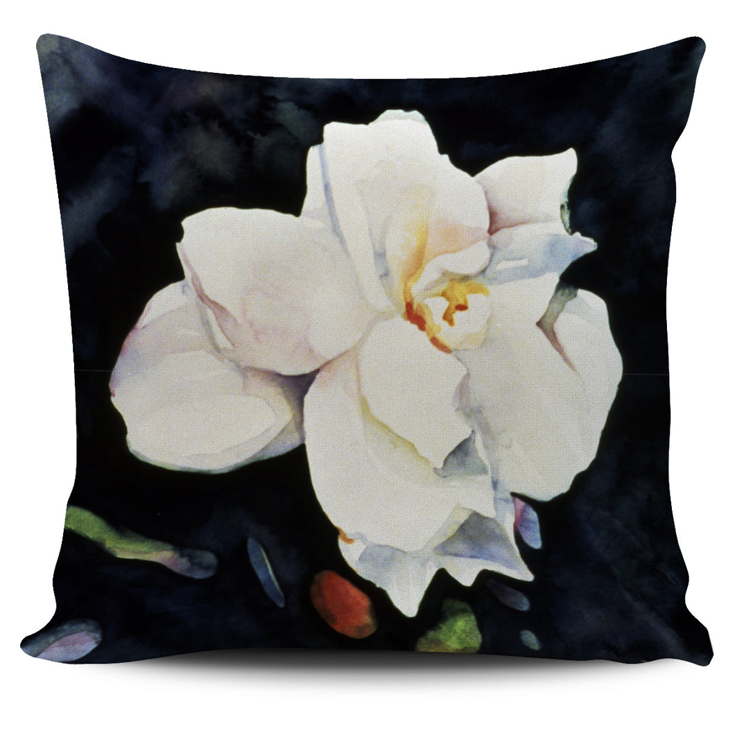 Mary Russell Botanical Art - Mother Gardenia