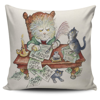 Bill Bell Cats Art - Musician