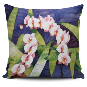 Mary Russell Botanical Art - Sacred Orchids