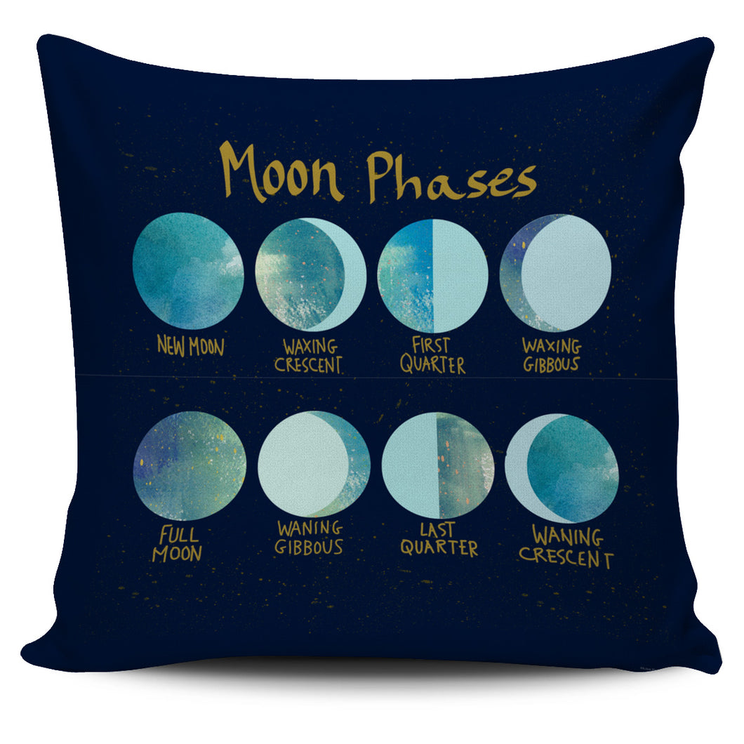 Lisa Powel Braun Botanical Art - Moon Phases