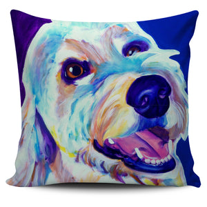 Dog Images from Dawg Art - Goldendoodle Penny
