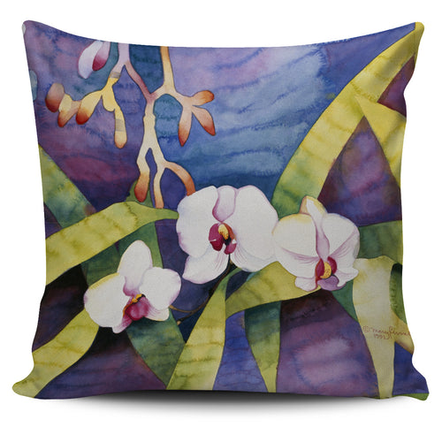 Mary Russell Botanical Art - Water Orchids