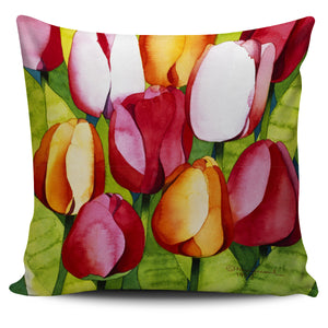 Mary Russell Botanical Art - Tulip Time