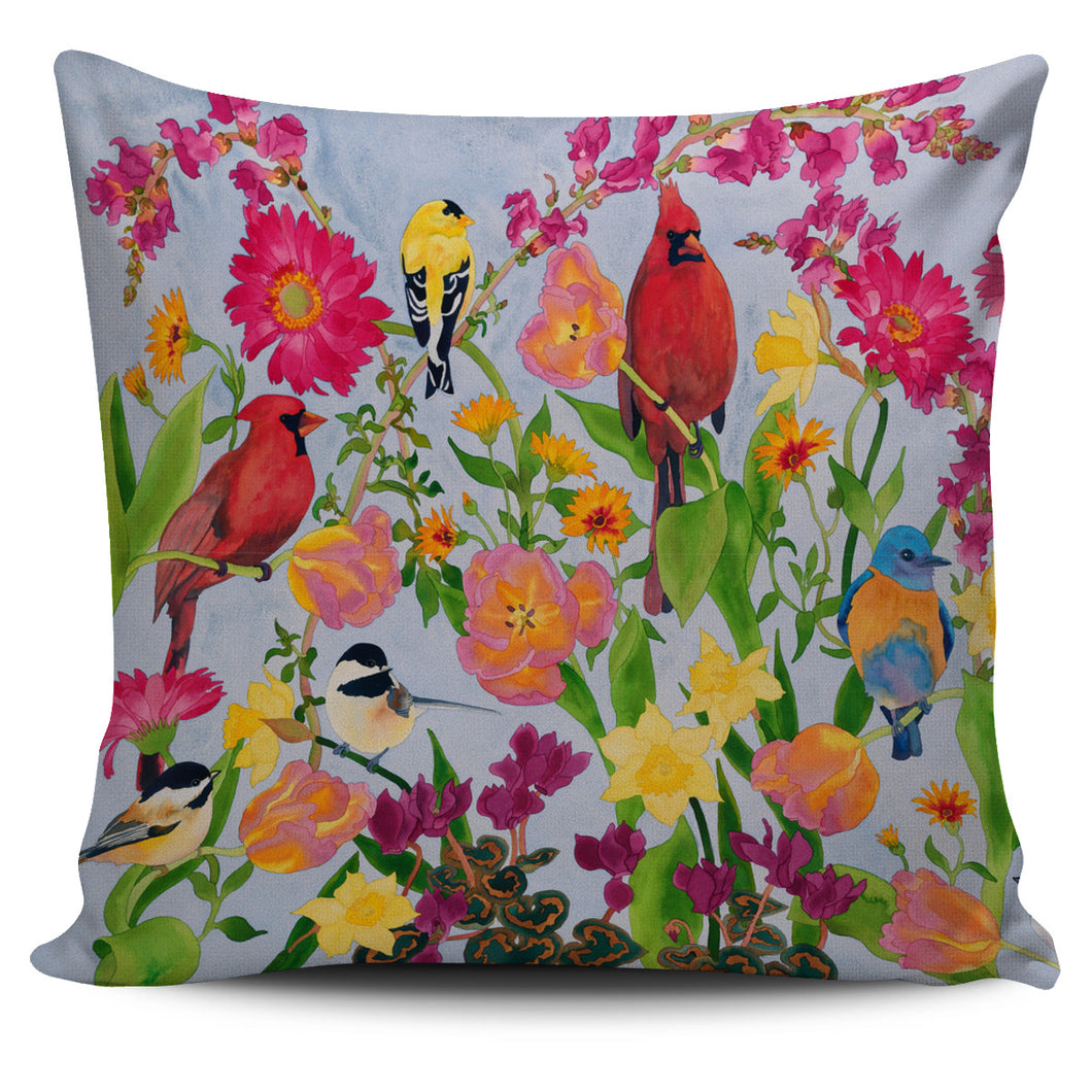 Carissa Luminess Wildlife and Flowers - Songbird Collection