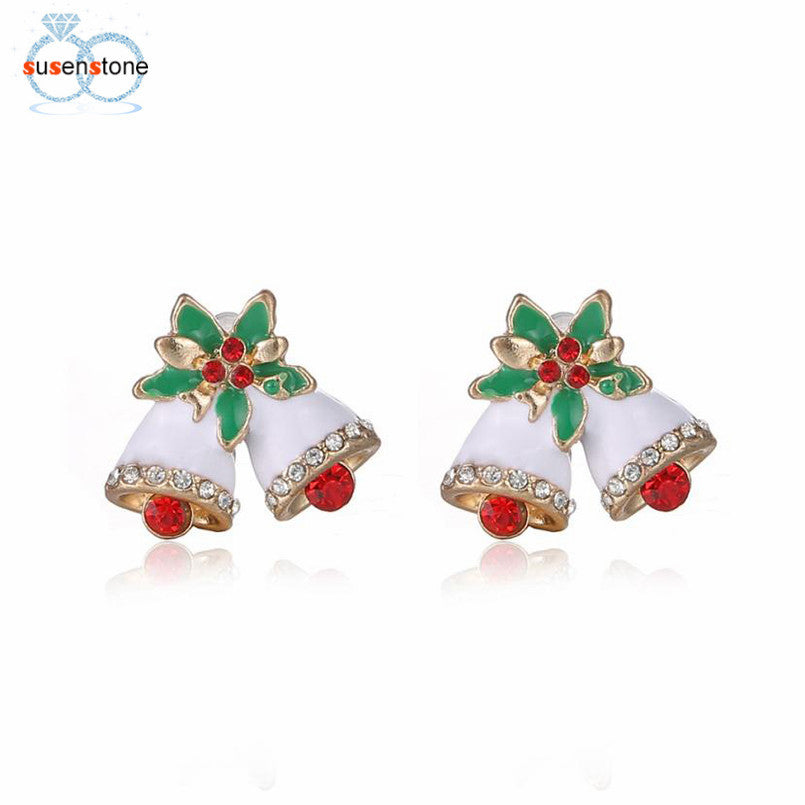 Christmas Small Bell Earrings