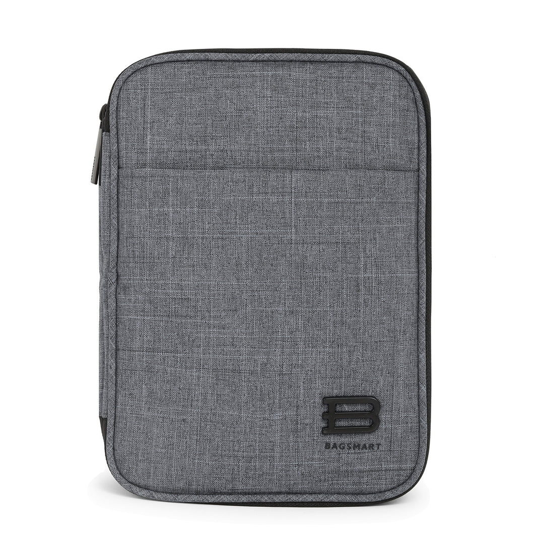 BAGSMART 3-layer Travel Electronics Cable Organizer Bag for 9.7
