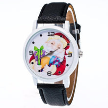 GENVIVIA TOP Brand Women's Fashion Christmas Analog Quartz Watches