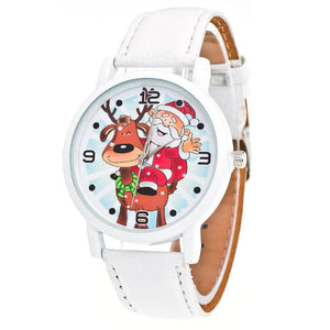 Christmas Santa Analog Quartz Watches