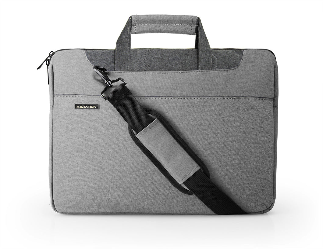 BAGSMART 15.6 Inch Multi-functional Laptop Bag Sleeve Case Cover Briefcase