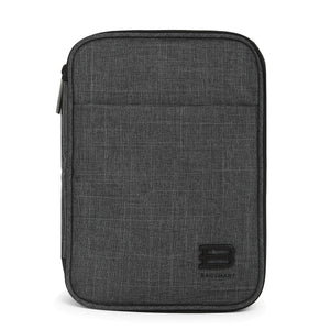 "BAGSMART 3-layer Travel Electronics Cable Organizer Bag for 9.7"" iPad"